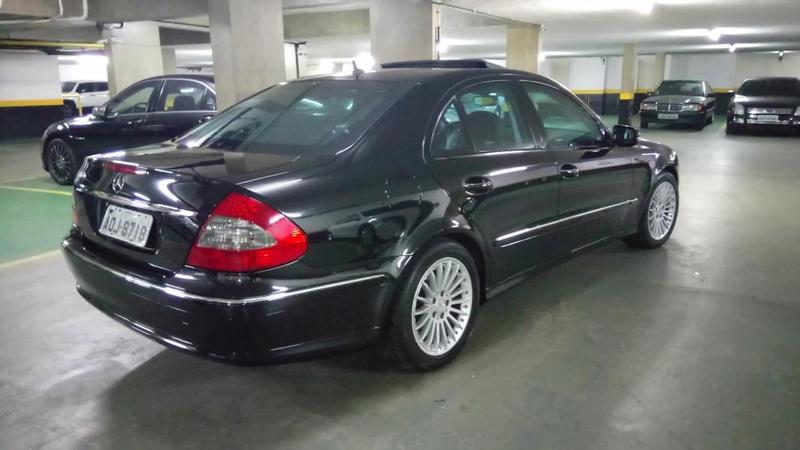 W211 E350 2007 Blindagem O`gara Hess 54.000 kms (Valor R$ 70.000) - VENDA SUSPENSA Dsc_0040