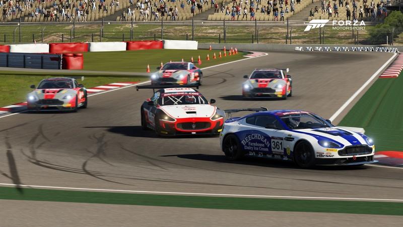 British GT eSports Championship: Media Bgt_fi14