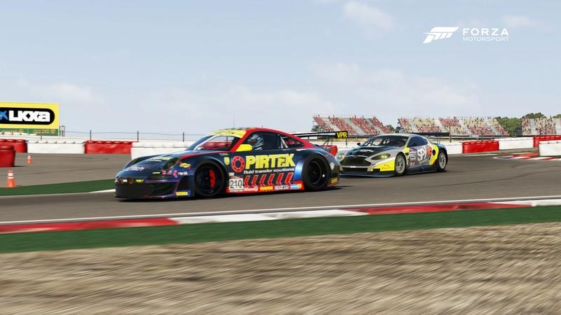 British GT eSports Championship: Media Finals13