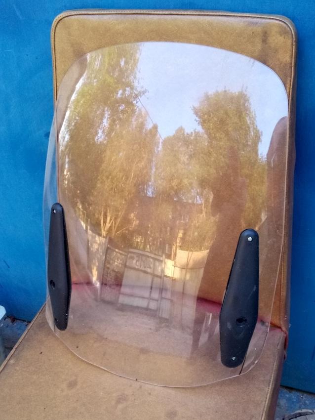 Установка альтернативного лобового стекла. 1_310