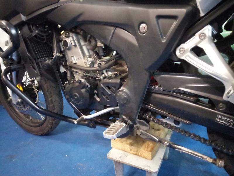 Мой первый мотоцикл... Zongshen RX3 - Страница 3 P7100811