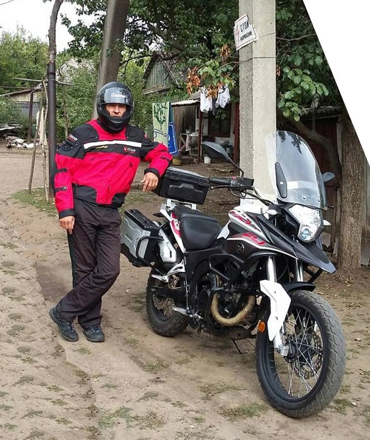 Мой первый мотоцикл... Zongshen RX3 - Страница 3 Viber_10