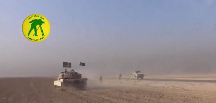 Iraqi security forces retake four neighbourhoods in Tal Afar Captur10