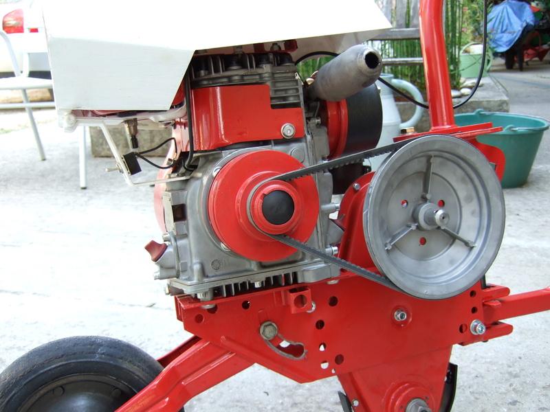 Motobineuse STAFOR S6B Dscf5427