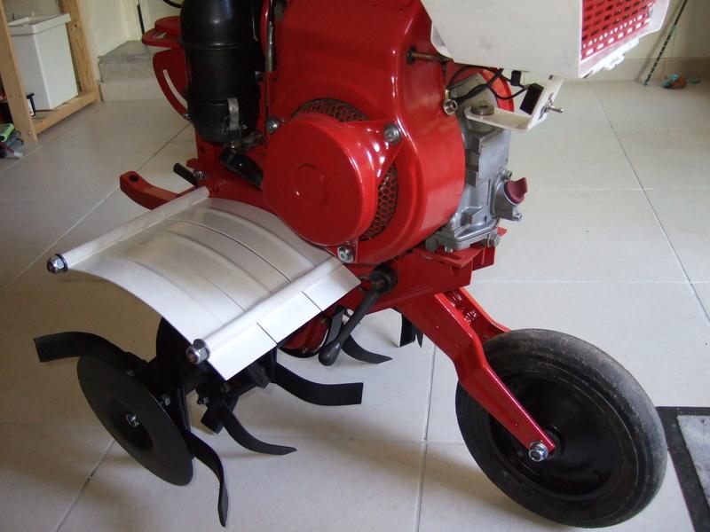 Motobineuse STAFOR S6B Dscf5429