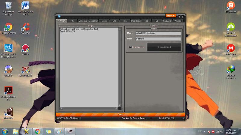Falcon Box Crack V1.8. metodo mas facil de instalar y con mas modulos para trabajar 1410