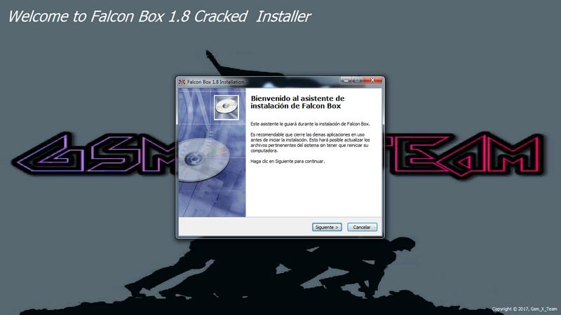 Falcon Box Crack V1.8. metodo mas facil de instalar y con mas modulos para trabajar 310