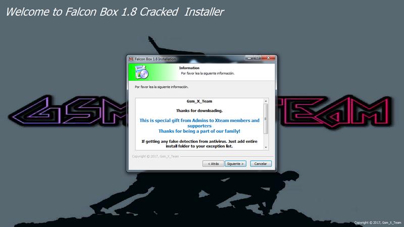 Falcon Box Crack V1.8. metodo mas facil de instalar y con mas modulos para trabajar 410