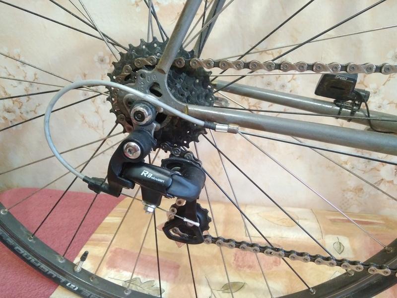 Покупка и продажа: велосипеды, комплектущие и аксессуары - Страница 4 Img_2013