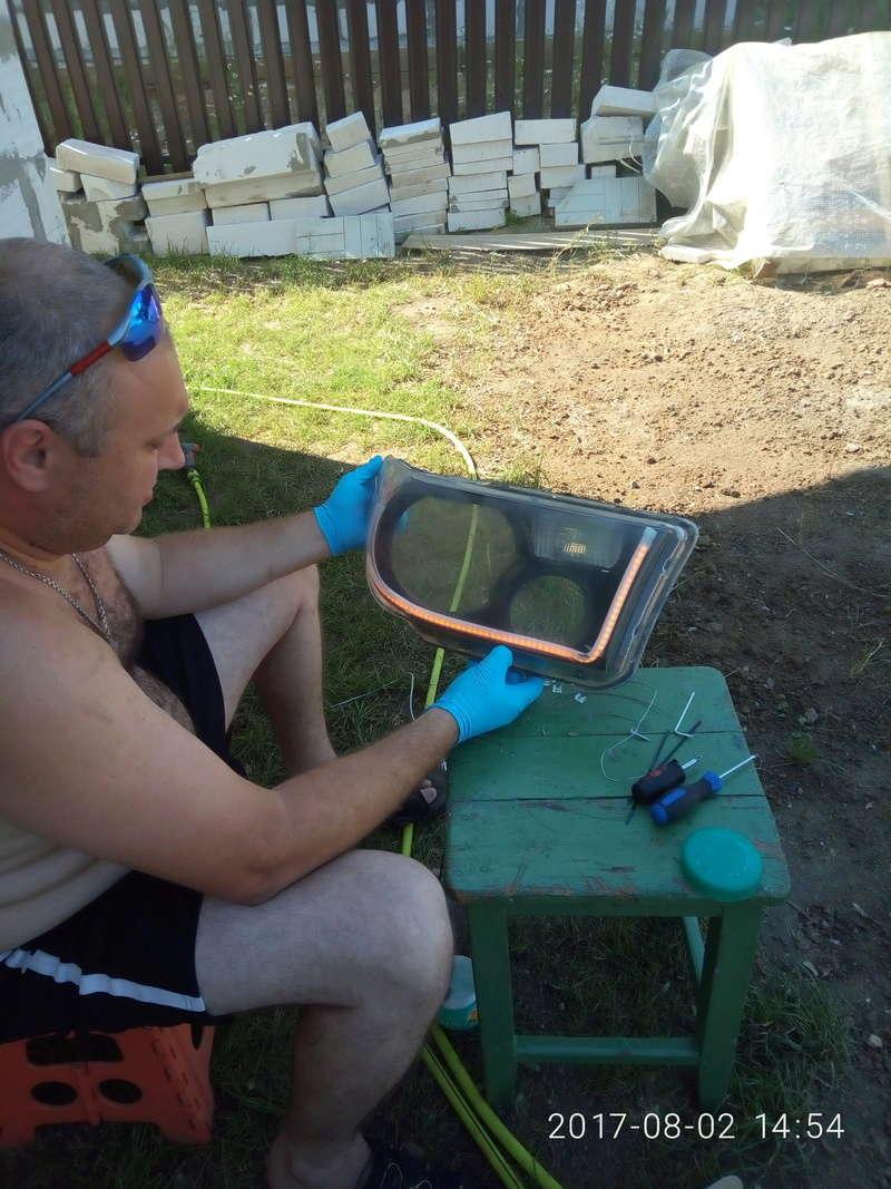 Инновация фар для Тундры! P7080214