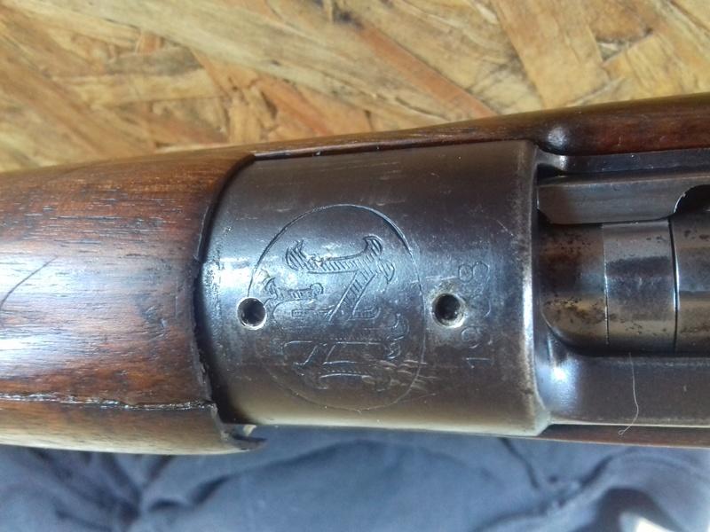 mauser FN 1938 rechambré 308  20170877