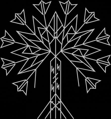 """Выбрать путь, формула """"Чудо-дерево""""  1324"""