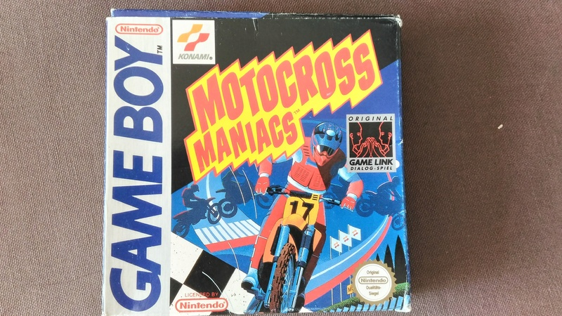 Game Boy (classic) Petite collection... Motocr10