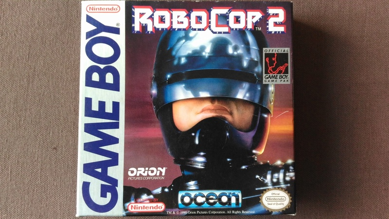 Game Boy (classic) Petite collection... Roboco10