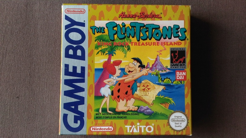 Game Boy (classic) Petite collection... The_fl10
