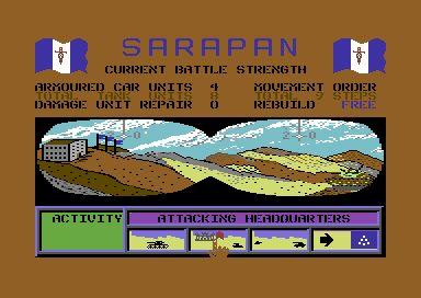 Приложение к заметкам о простых играх (полукомпьютерная игра TANKTICS, 1978) 4i410