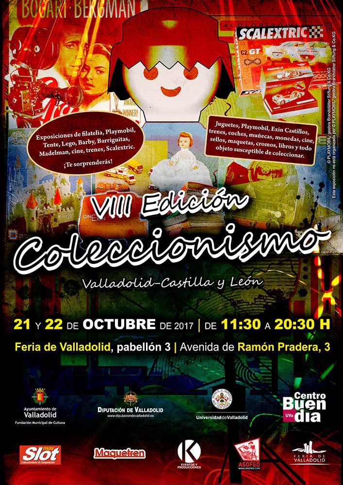 VIII Edicion de coleccionismo 21-22 de Octubre Asofed11