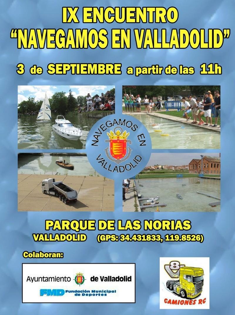 IX Encuetro Navegamos en Vallodolid Img-2010