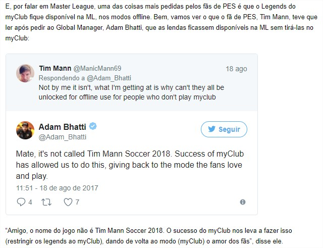 Pro Evolution Soccer 2018 - Página 2 Adamli10