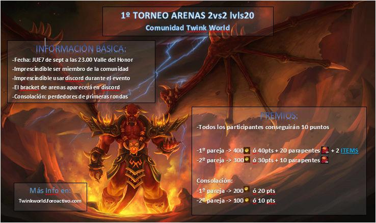 (jueves 7 sept) 1º TORNEO ARENAS 2VS2 Poster12