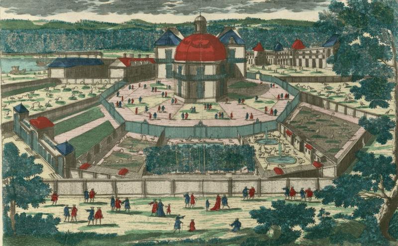La Ménagerie du château de Versailles - Page 3 La-men10