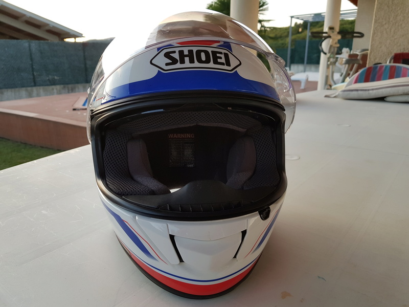 [VENDU] casque Shoei GT air 20170910