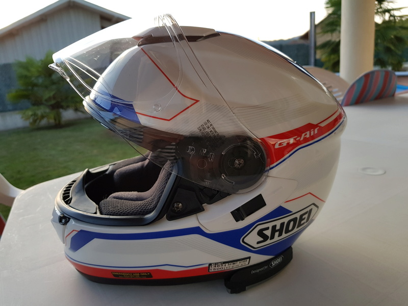 [VENDU] casque Shoei GT air 20170911