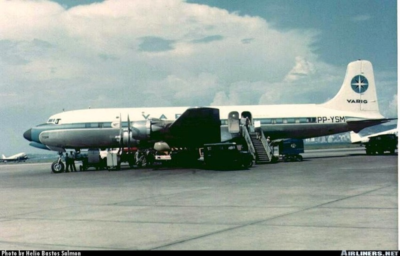 DC-6 PMDG - Texturas Varig? 01063810