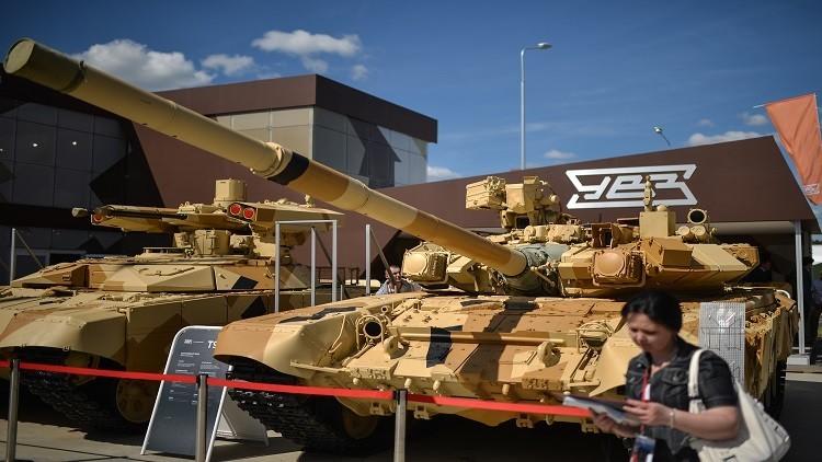 [دبابة T-90ms] للصناعة العسكرية المصرية - صفحة 4 595b8410