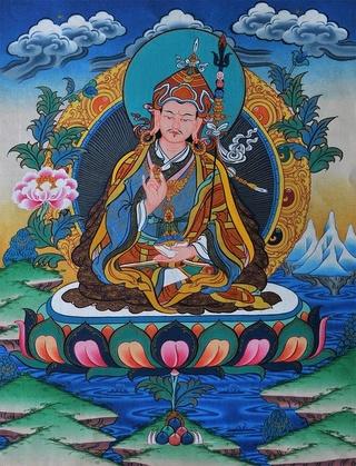 Le délok : une expérience tibétaine de proximité de la mort Bouddh10