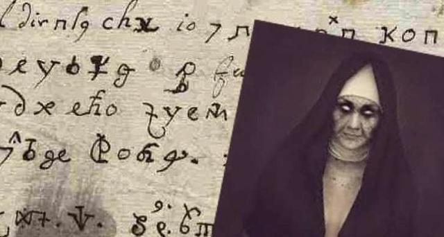 """Des siècles plus tard, l'étrange lettre d'une nonne """"possédée"""" est enfin traduite Soeur_12"""