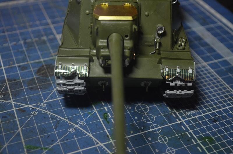 ИСУ-122 Звезда 1/35 Dsc_0215