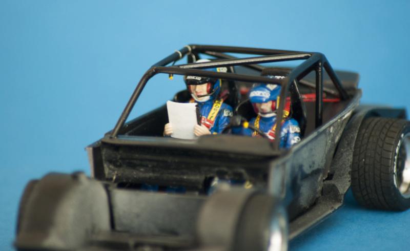 Porsche 911 Turbo`88 Tamiya 1/24 Dsc05318