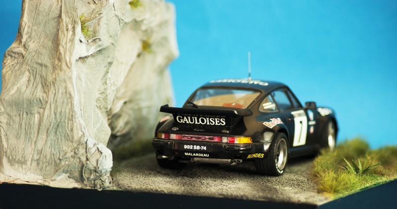 Porsche 911 Turbo`88 Tamiya 1/24 Dsc05412