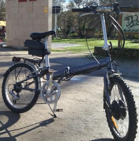 Vendo mi bici eléctrica Image12