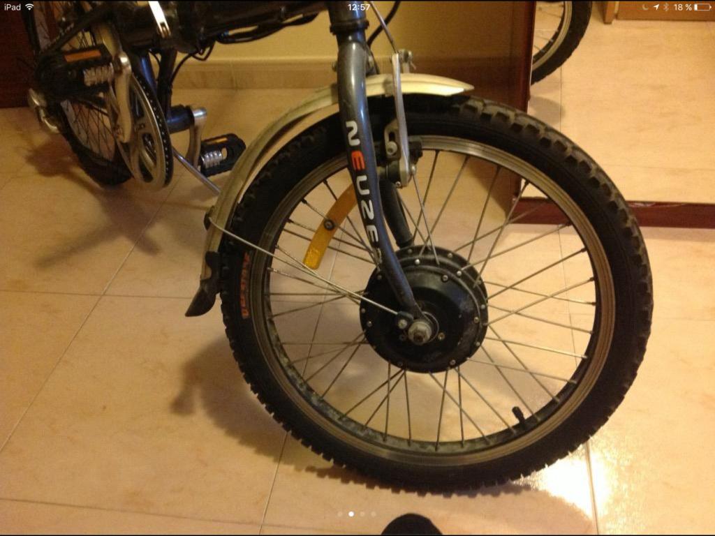 Vendo mi bici eléctrica Image16