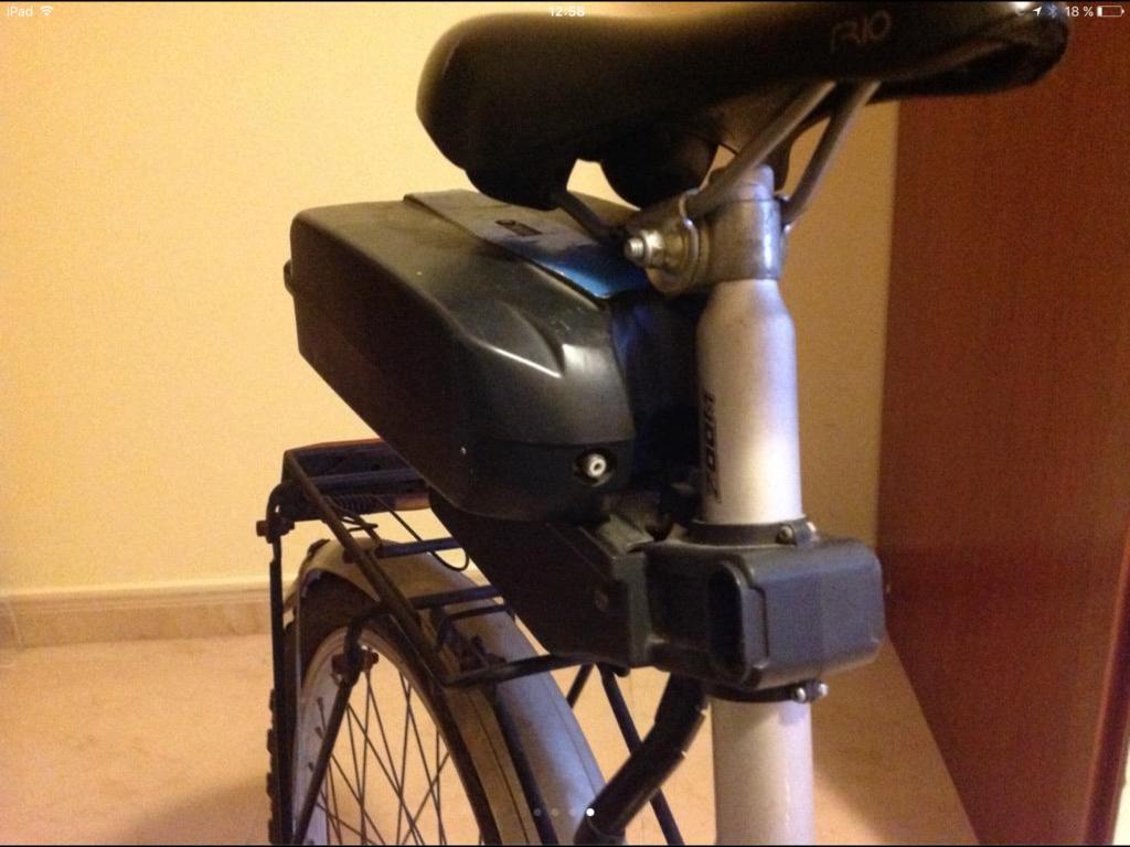 Vendo mi bici eléctrica Image17