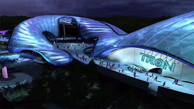 [Magic Kingdom] TRON Lightcycle Power Run (2021) Tronri10