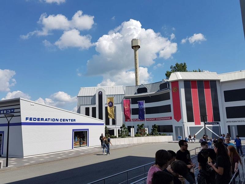 Movie Park Germany - Operation Enterprise 0911