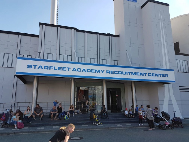 Movie Park Germany - Operation Enterprise 1011