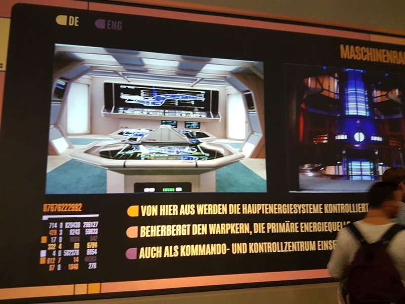 Movie Park Germany - Operation Enterprise 1710