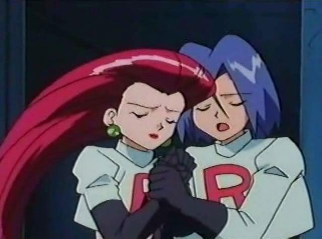 Jessie est rousse ou pas ? Rocket11