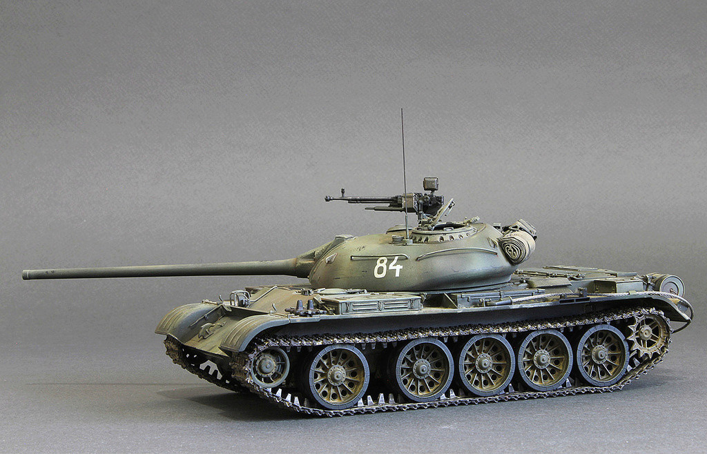 Т-54-2 910