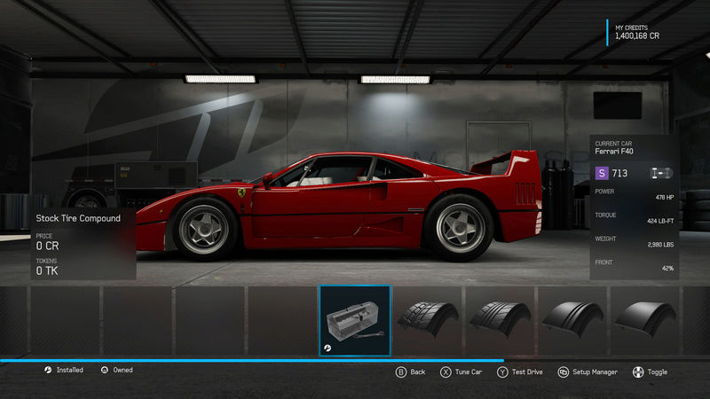 FM6 Time Attack | Stock Car Challenge #8 (1987 Ferrari F40) Ce051810