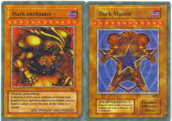 Ποιος είχε τον Exodia σε μία κάρτα? Darkma10