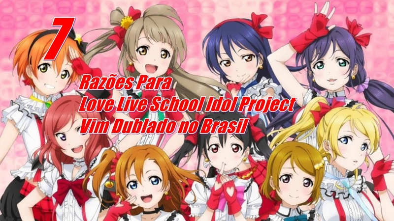 [7 Razões] 7 Razões - Anime - Love Live 14468510