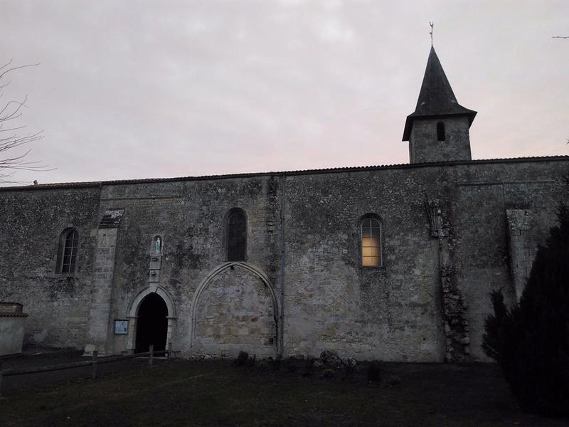 Claude FOUGERET Eglise12