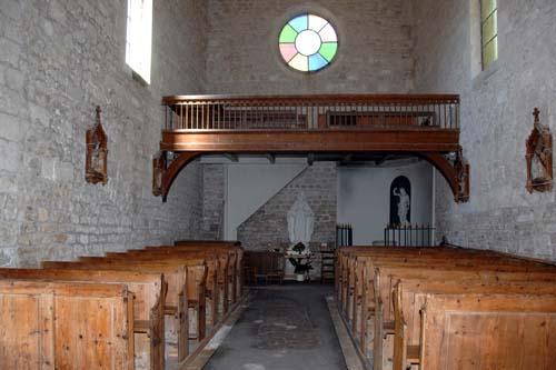 Claude FOUGERET Eglise13
