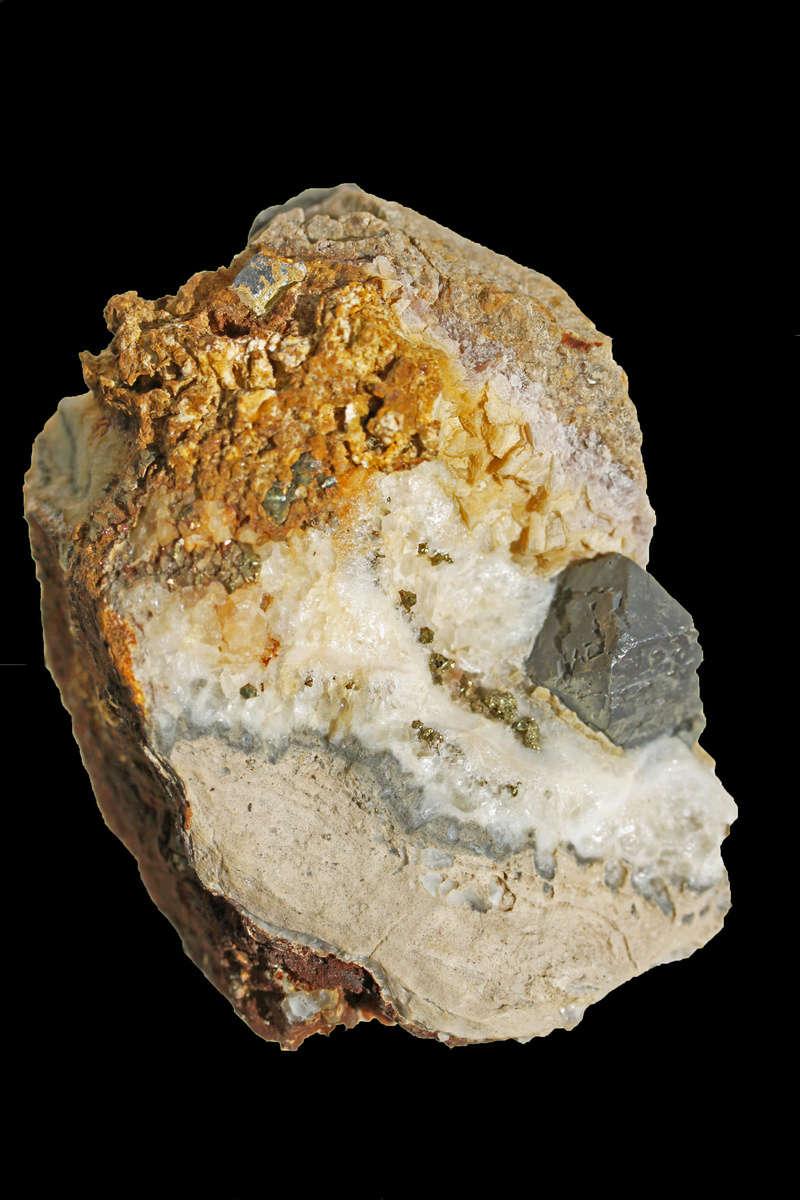 El mineral del mes - Setembre 2017 Galena11
