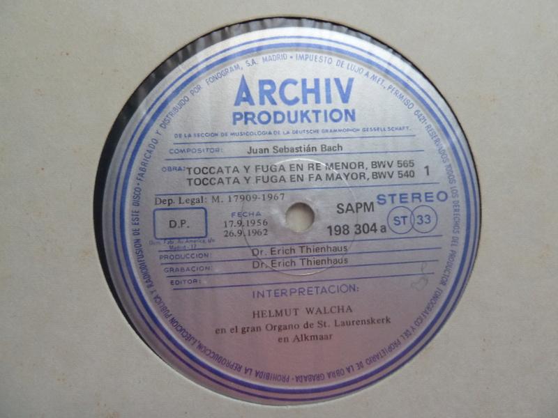Vuestros primeros discos... ¿quien los recuerda? P1220712